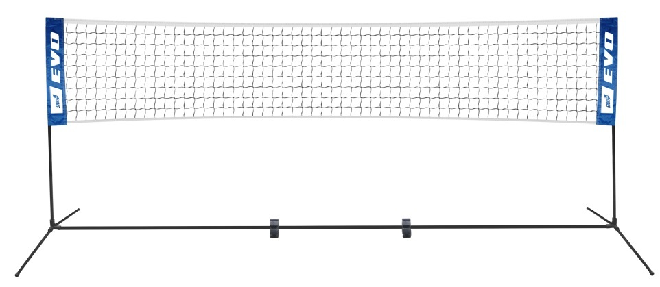 Multisport EVO sæt (Volley, Beach Tennis, Badminton, tennis fodbold)