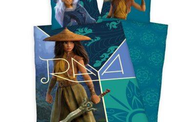 Disney Raya og den sidste drage Sengetøj – 100 procent bomuld