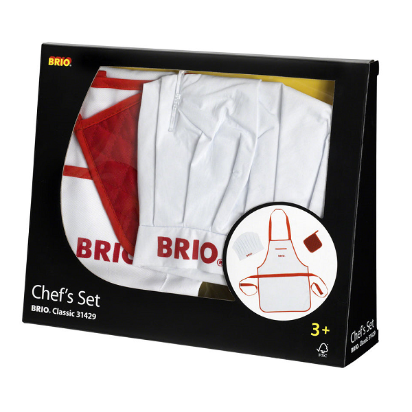 Brio Kokkesæt – 31429 – BRIO Home